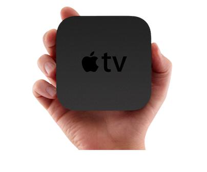Apple TV 的歷史